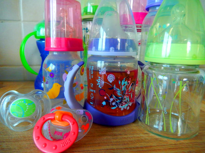 Baby Trinkflaschen