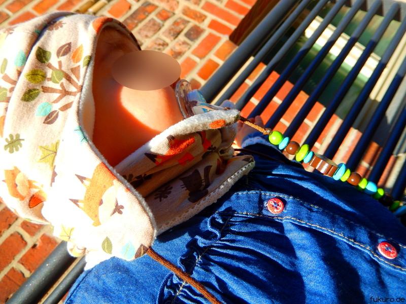 Herbstmütze und Loop