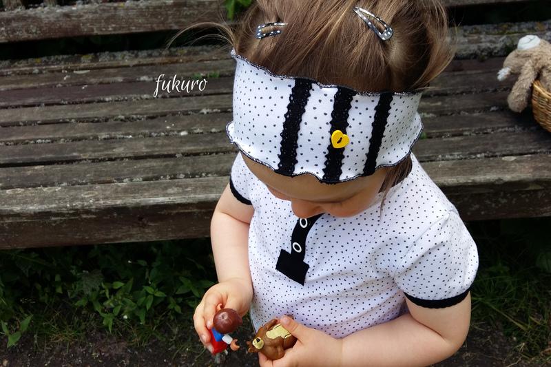Top Till Toe Sommer Boys Zitronenbär Haarband Alva