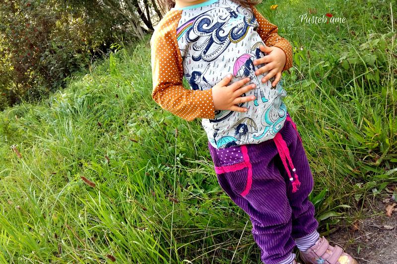 Long Knirps-Ankerknirps, Bethioua Mini-Elle Puls