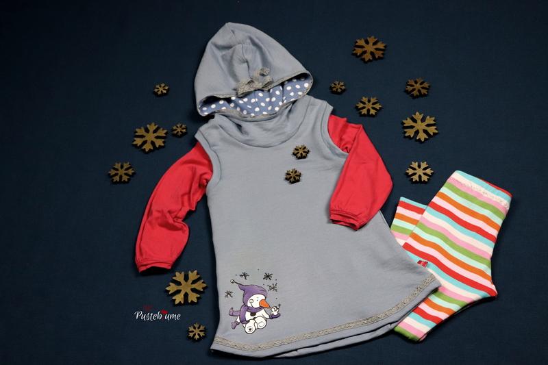 Greta-Tidöblomma, Little snowman-emmapünktchen