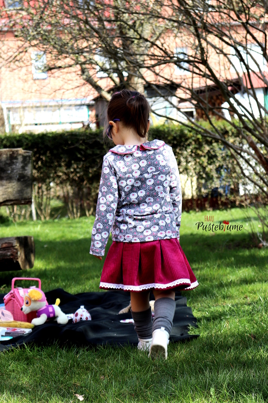 Grete - Konfettipatterns, Rapunzel - Firlefanz