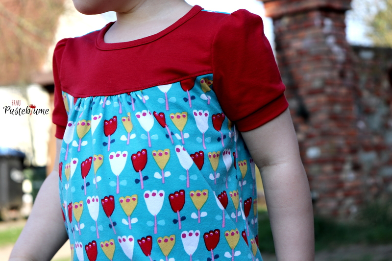 Girly Shirt - Konfettipatterns