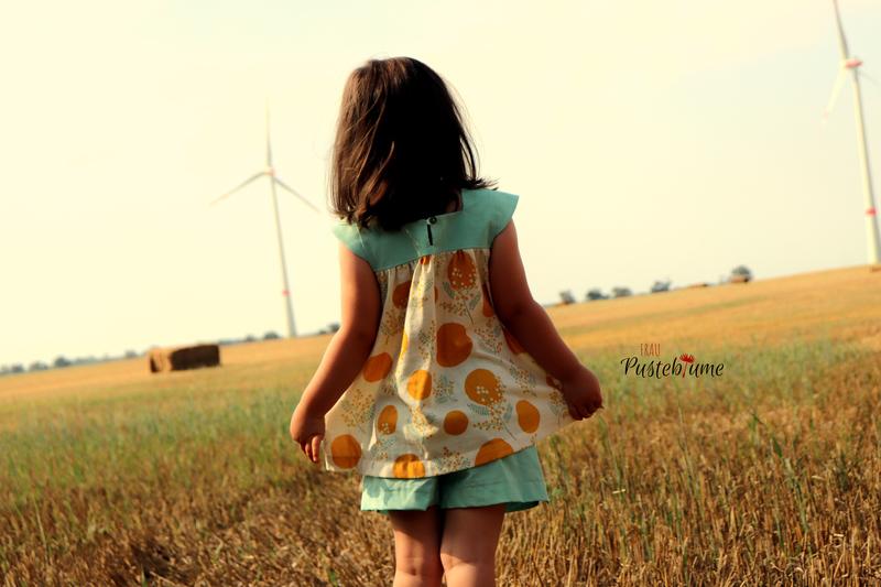 Mädesüß - Firlefanz, Shorts - Burda Style