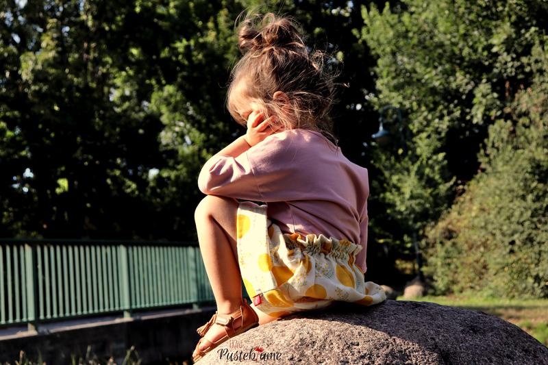 Paperbag Rock - Selbs gebastelt; Simply Summer, Endless Summer - Schaumzucker