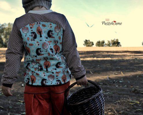 Bethioua-Elle Puls, Byxa Tulipan-Bunter Zwergenwald